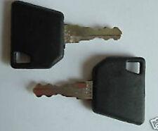 JCB Ignition Key BOSCH 14607 IGNITION KEY MANITOU HATZ BOSCH 14607IGNITION lock