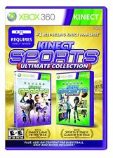 Kinect Sports Ultimate Collection Microsoft Xbox 360 - (Includes Season 1 & Seas