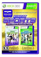 Kinect Sports Ultimate Collection Microsoft Xbox 360 - (Includes Season 1 & Seas