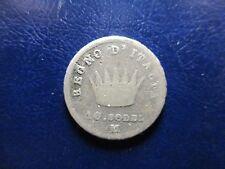 NAPOLEON REINO DE ITALIA 10 SOLDI 1812 M MILAN