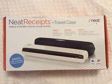 Neat Receipts Scanalizer Handheld Scanner NWB