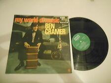 LP Pop Ben Cramer - My World Music (12 Song) OMEGA REC