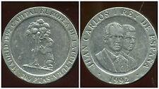 ESPAGNE 200  pesetas  1992  ( 1 )  ( bis )