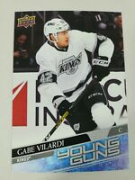 2020-21 Upper Deck Series 1 Gabe Vilardi Oversized Young Guns Jumbo #215 Kings