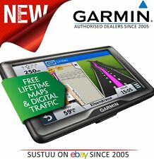 "Garmin Camper 760Lmt-D│7""Motorho me Caravan Gps SatNav│Lifetime Uk Eu Map+Traffic"