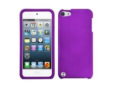 Rubber Coated Hard Plastic Grape Protector Cover Case for Apple iPod Touch 5 5G