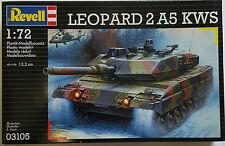 Revell Model Kit Leopard 2 A5 KWS 03105 NEW