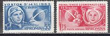 Romania/Romania n. 2171-2172 ** WOSTOCK 5 e 6 WOSTOK