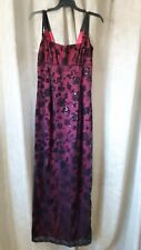 Morgan & Co. by Linda Bernell Dress - Red & Black Glitter- Size 9/10