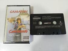CAMARON DE LA ISLA CAMINANDO - CINTA TAPE CASSETTE 1990 SMASH SPAIN EDITION