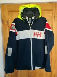 Helly Hansen Helly Tech Performance Solas Jacket Men's M Perfect Condition