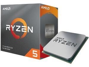 AMD RYZEN 5 3600 6-Core 3.6 GHz (4.2 GHz Max Boost) Socket AM4 65W 100-100000031