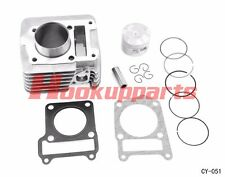 CYLINDER PISTON RINGS TOP END KIT FOR YAMAHA TTR 125 TTR125 TTR-125 2000-2005