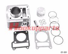 2000-2005 Cylinder Top End Piston Kit For Yamaha TTR125 TTR 125 Ring Set Rebuild