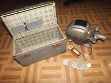 Plank NORIS Plankar Slide Projector 1:3,5 f=10cm Objektiv Noristar Lens Case