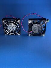 PANAFLO DC BRUSHLESS COOLING FAN. 60mm x 60mm x 15mm. 12V w/sreen protect.