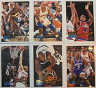 1995-96 Topps NBA Basketball Series 2 Complete base card set (110 cards)
