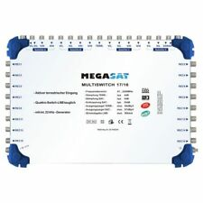 Megasat Multi-interruptor 17/16 Interruptor múltiple dDseqc Distribuidor