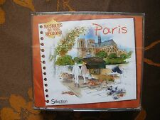 COFFRET 3 CD PARIS MUSIQUES DE NOS REGIONS - Reader's Digest / Neuf Blister