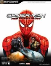 Spider-Man: Web of Shadows Official Strategy Guide (Brady Games) (Official Strat