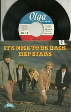 """S  Hep Stars - Malaika /It´s nice to be back  7"""" >mit Benny Andersson pre ABBA"""