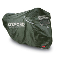 Oxford Stormex Motorbike Motorcycle Cover Ultimate All Weather Protection Small