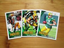 2010 Topps Football Green Bay Packers TEAM SET - MINT