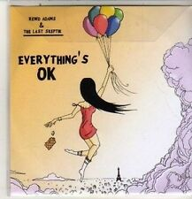 (DB897) Rewd Adams & The Last Skeptik, Everything's OK - 2012 DJ CD