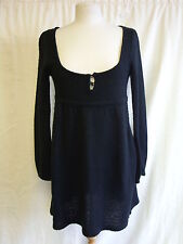 Ladies Jumper - Chilli Pepper, size S, black, acrylic, fine knitted - 1241