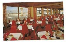TUCSON AZ Ghost Ranch Lodge Restaurant Dining Room Vtg Old Arizona Postcard PC