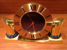 Nouveau Vintage SUISSE Horloge Clock Montre Réf. 20.0884/303 Avec Boîte & Papier