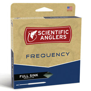 Scientific Anglers Frequency Full Sink Type VI - ALL SIZES - FREE FAST SHIPPING