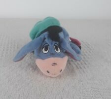 Disney's Winnie The Pooh Small Eeyore Plush Teddy Soft Toy Bed Hat Pyjamas Gift
