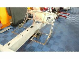 LOTUS  EUROPA S2 CHASSIS, RESTORED, REINFORCED,DRIVER,PASSENGER SEAT FRAME.