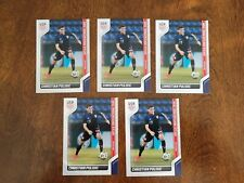 Christian Pulisic 5 Card Lot 2021 USA Soccer Men's National Team Panini Instant