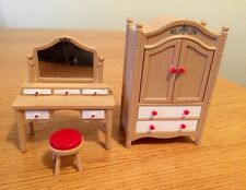 Bedroom Set 1:16 Dollhouse Furniture U0026 Items