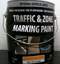 Traffic & Zone Marking Paint Z90 L 811, 1 Gallon, FREE SHIPPING