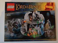 LEGO Instruction Notice The Lord of the Rings Attack on Weathertop (9472)