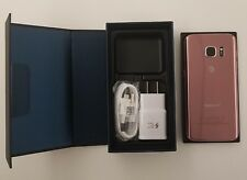 Samsung Galaxy S7 - SM-G930 32GB (GSM Unlocked) PINK GOLD - Android Smartphone.
