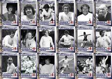 Tottenham Hotspur 1972 UEFA Cup winners football trading cards