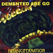 Demented Are Go : Hellucifernation CD (2017) ***NEW***