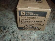 NEW TN710 TONER CARTRIDGE KONICA MINOLTA COPIER BIZHUB 600 601 750 751  02XJ