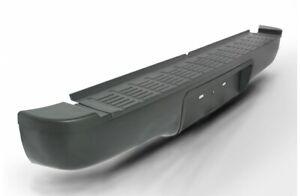 Black Rear Step Bumper Bar Assembly For Toyota Hilux Vigo Pickup MK6 MK7 05-14