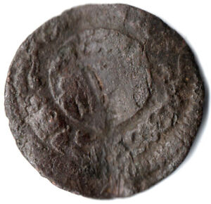 1621-1625 SPANISH COIN / ARDITE / CROAT / PHILLIP IV OF SPAIN #WT460