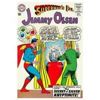 Superman's Pal Jimmy Olsen (1954 series) #70 in VG + condition. DC comics [*2h]