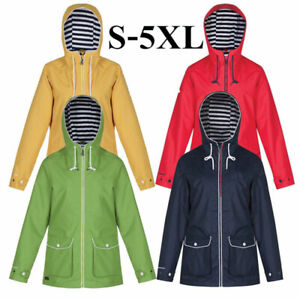 Womens Jackets Coats for Women Men Autumn Winter Windproof Rainproof Hooded Coat