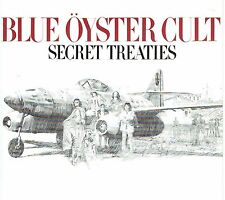 CD - BLUE OYSTER CULT - Secret treaties