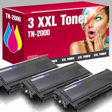 3 Toner kompatibel mit Brother HL2030 MFC7420 FAX2820 DCP7010 MFC7820 HL2040 HL2