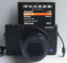 Sony DSC-RX100M3 III 20.1 MP Viewfinder Compact Digital Camera #7