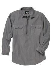 MEN'S WORK CLOTHES-Key Logger Shirt  - XL - Long Sleeves